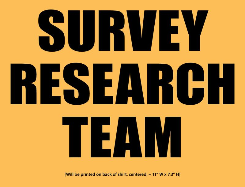 Survey Research Team_Back